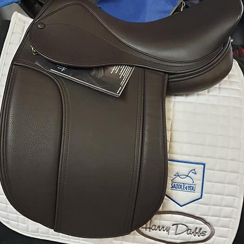Harry Dabbs Show Saddle