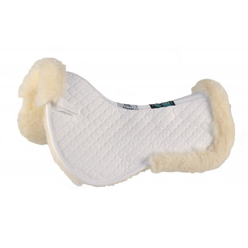 Griffin NuMed HiWither Gullet Free Wool Half Pad