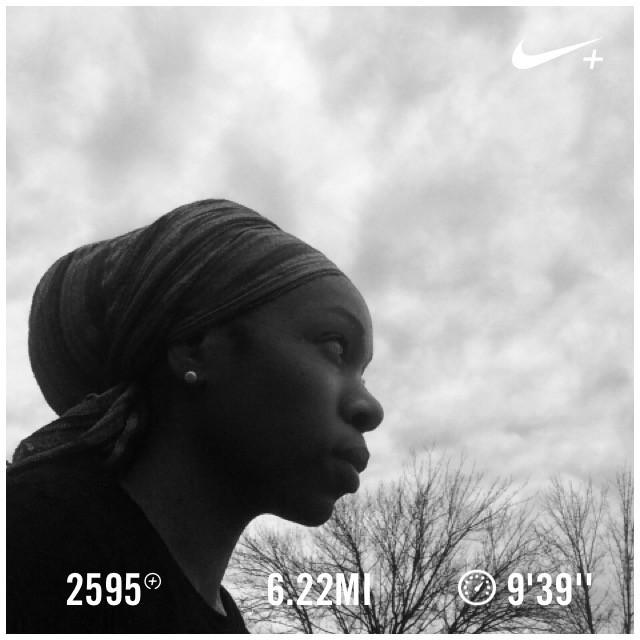 100 running miles, Dec 2015