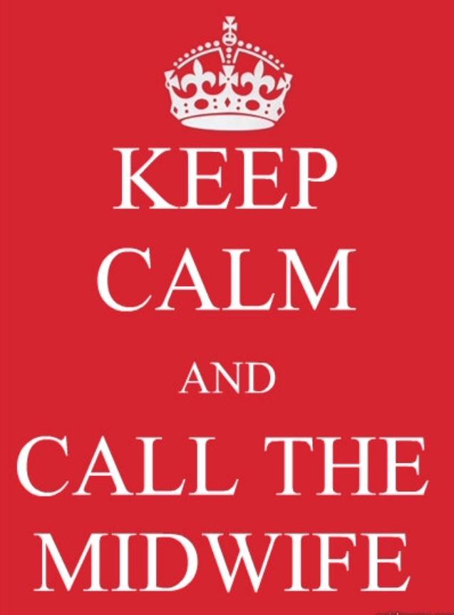 Call The Midwife! Homebirth Prenatal Care