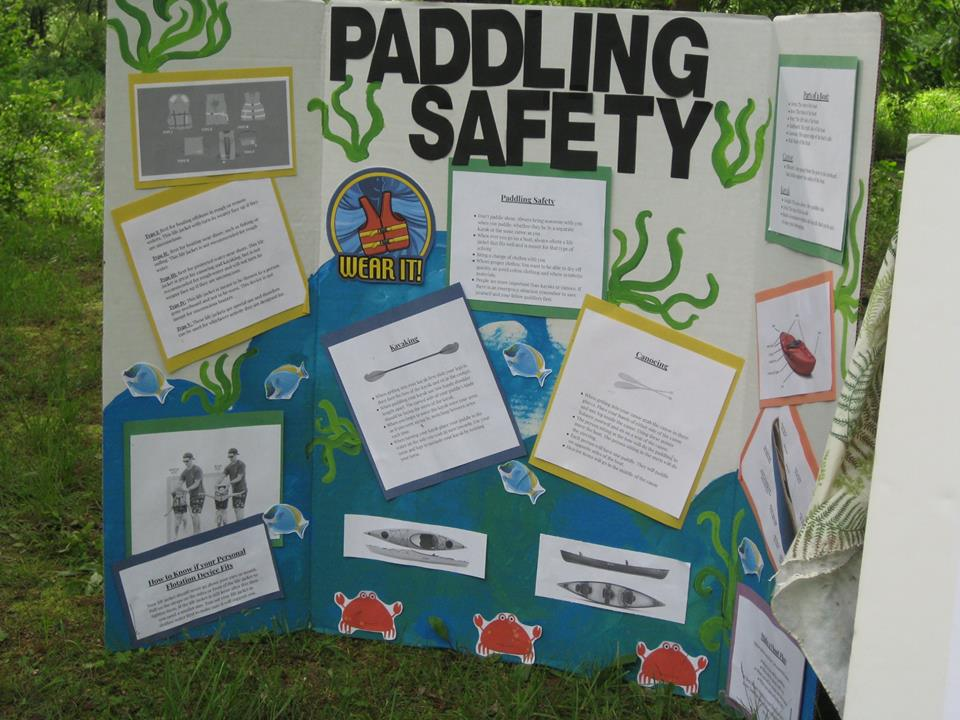 Paddle Safety- KS