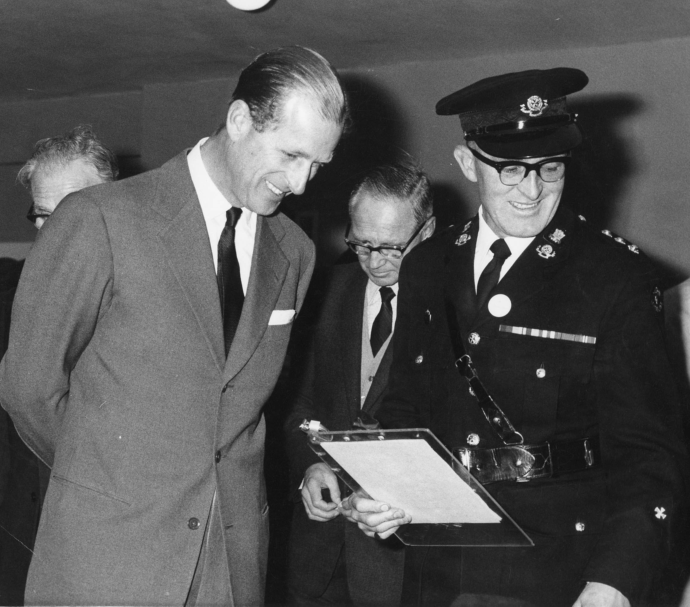 prince phillip at vauxhall #1