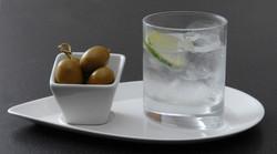 Gin & olives