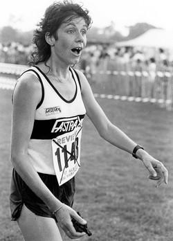 st a marathon winner