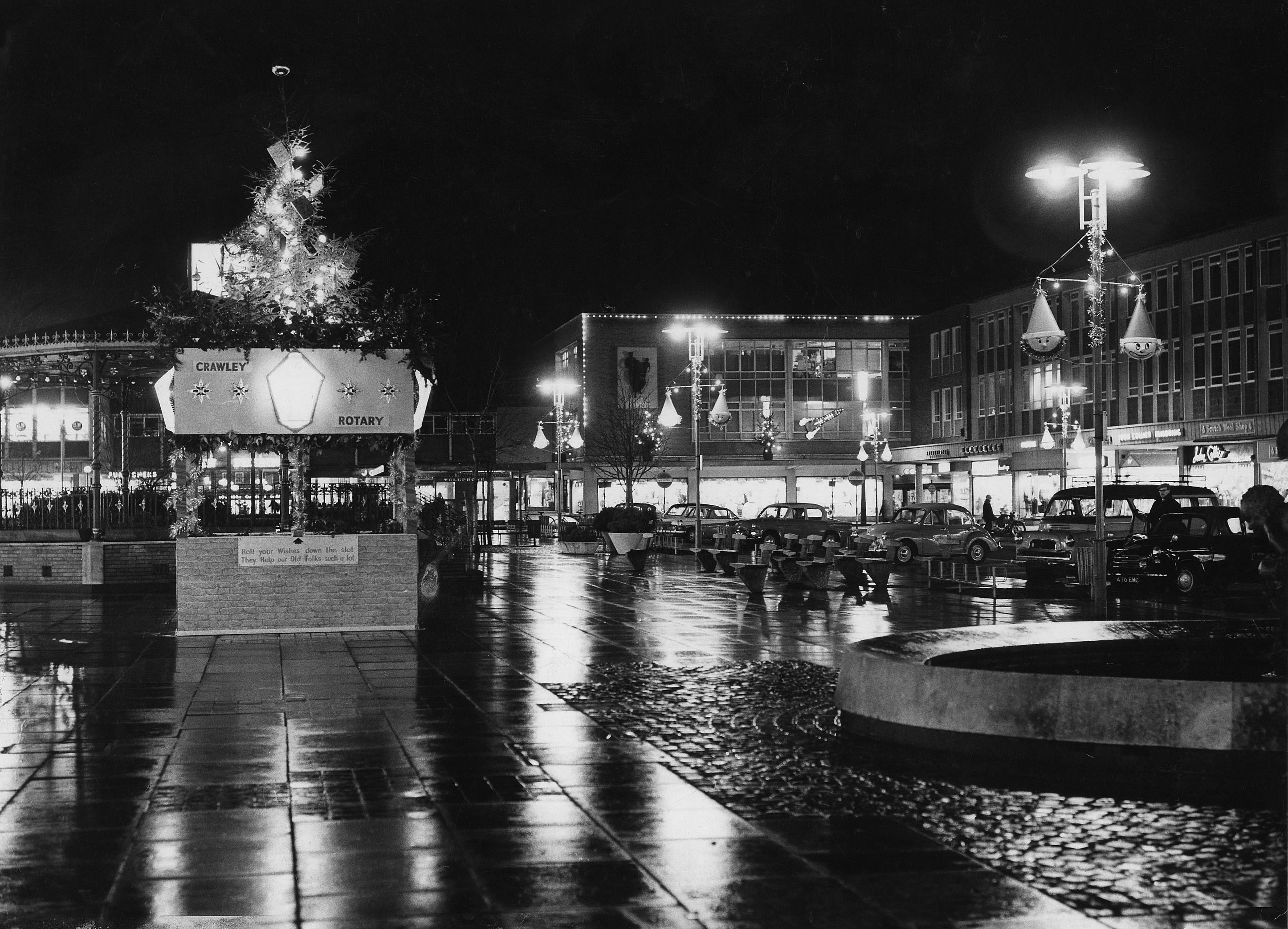 crawley christmas 1967