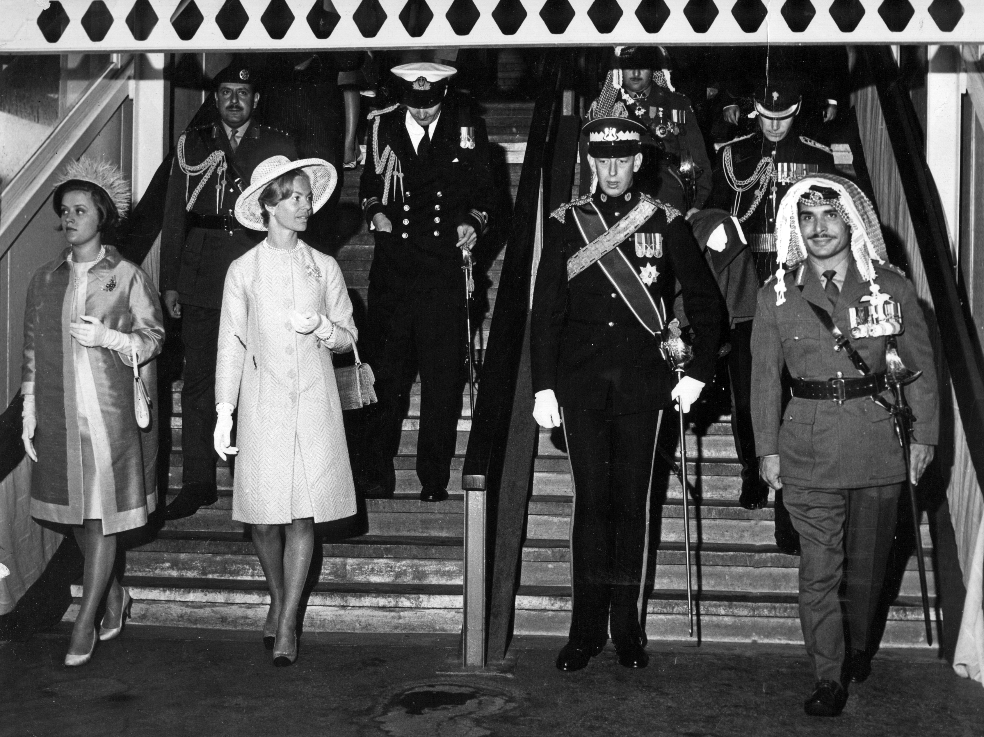 King Hussein #2