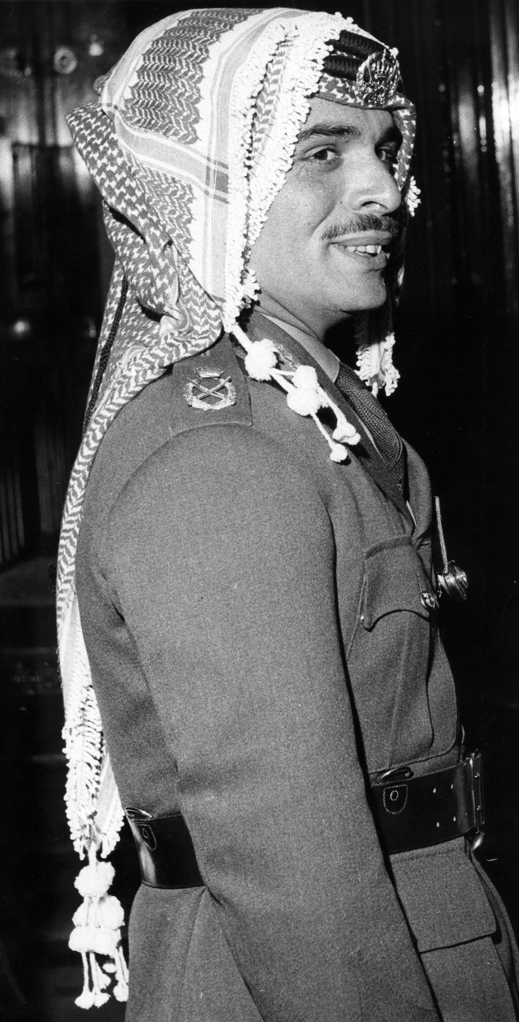 King Hussein #1