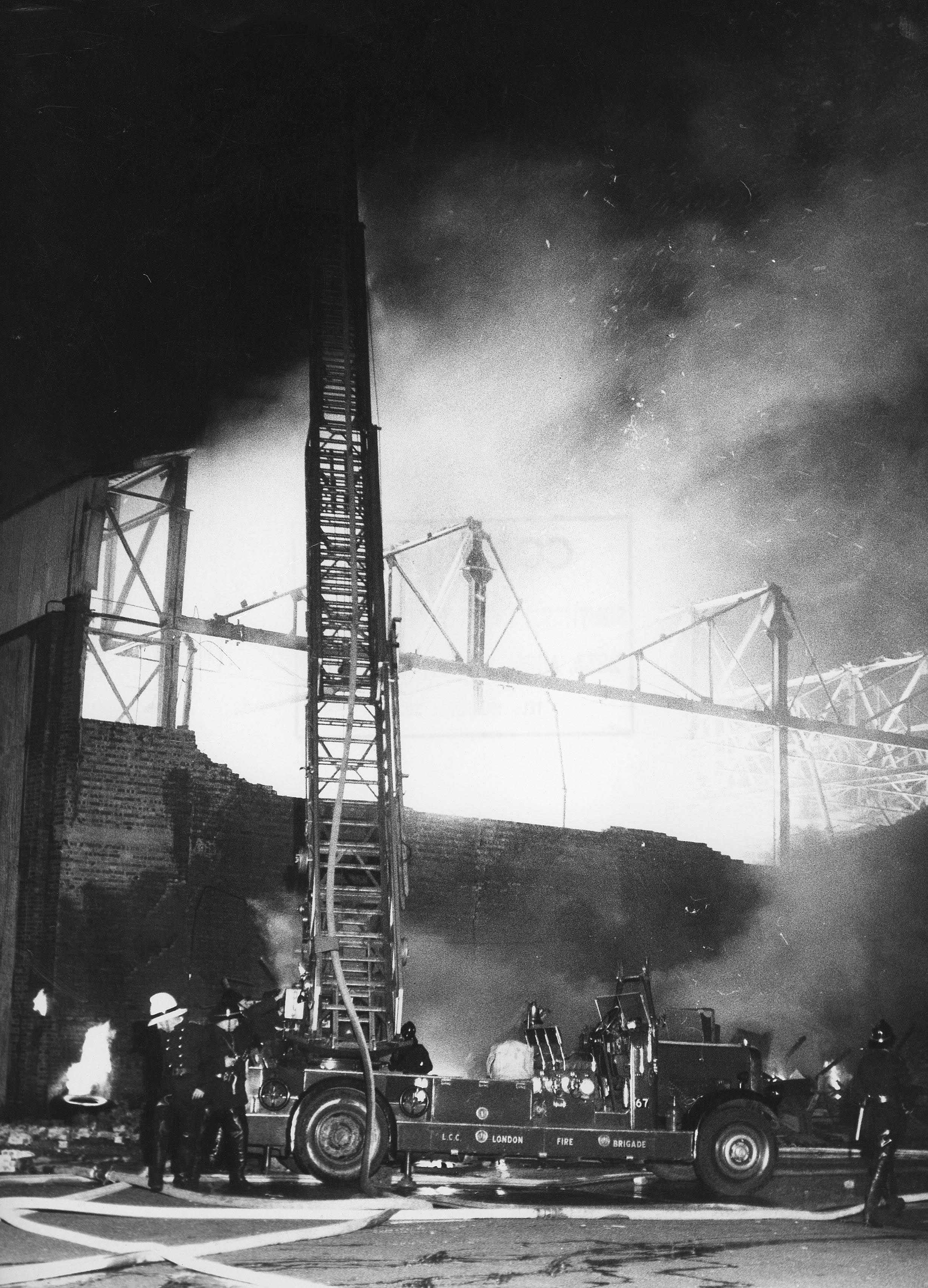 bowater croydon fire #1