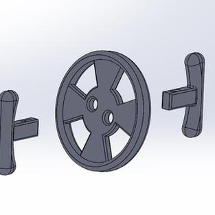 Button Spinner