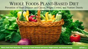 Whole Food Plant-Based Diet - The New Revolution