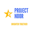 Project Noor with Slogan (White Backgrou