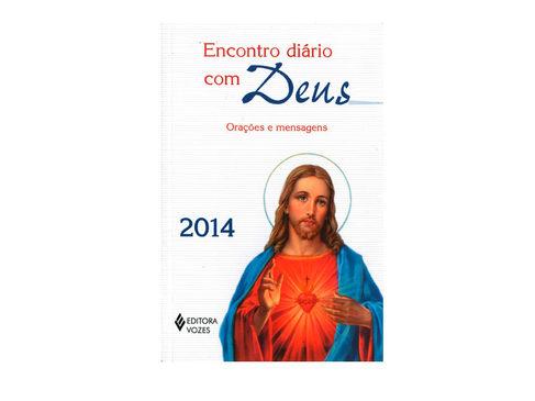 Encontro Diário com Deus - 2014