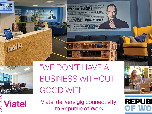 Connecting the Real Republic: Viatel Delivers Gig Connectivity to Republic of Work