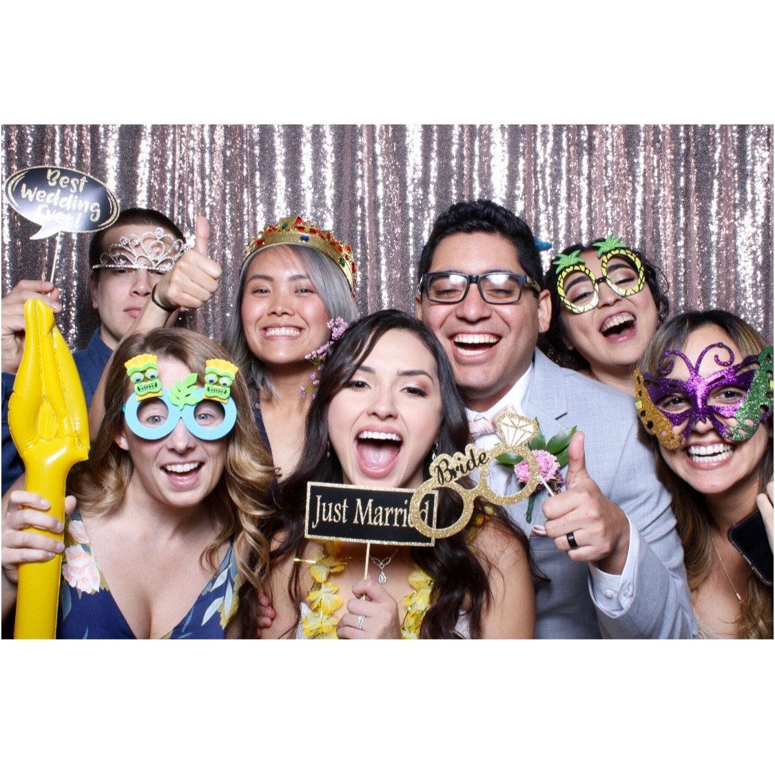 Wedding Reception (Photo Booth)