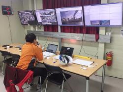 Helpware platform at control center