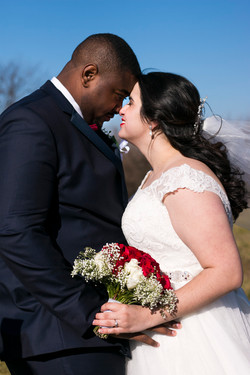 Tessa and Shawn's wedding