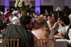 Rachel and Will at Long wedding
