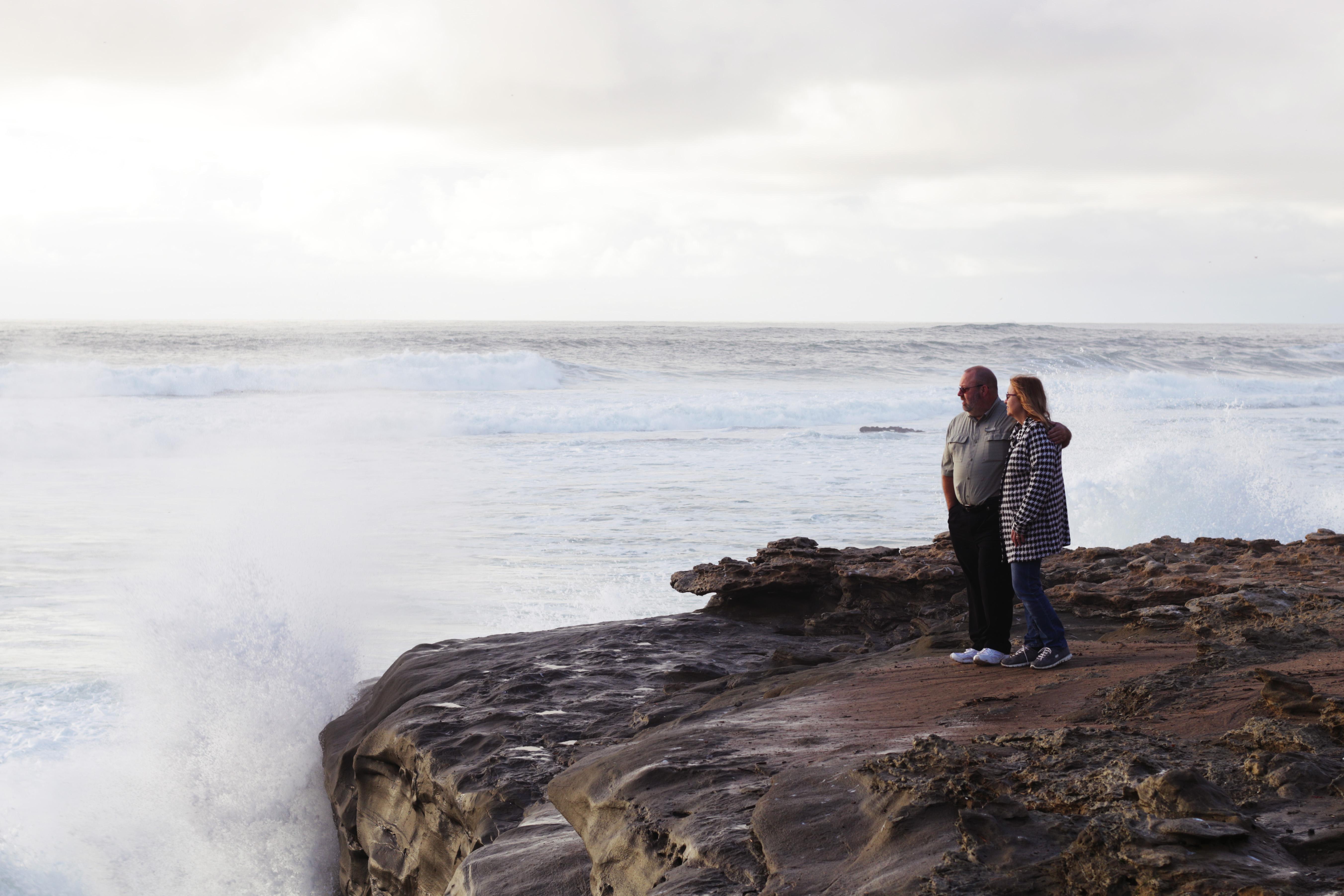 my parents in San Diego