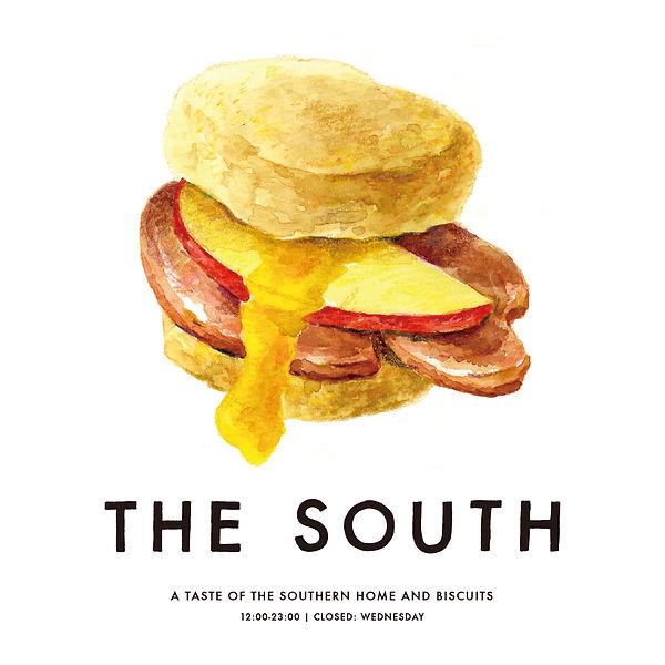 THE SOUTH,guzuri