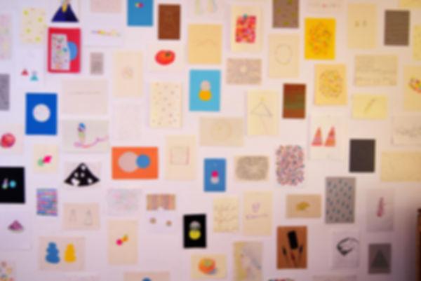 篠塚朋子 原画展,shinozukatomoko