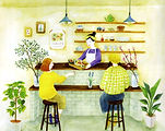 hanako,焼き菓子カレンダー