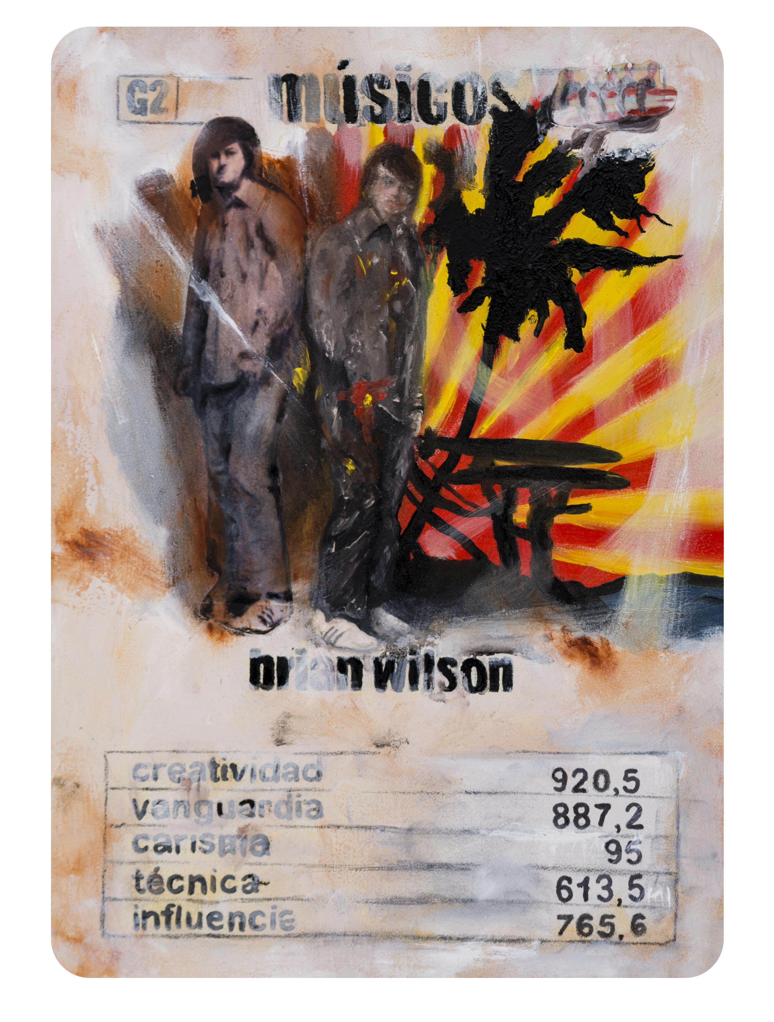G2 Naipe Brian Wilson