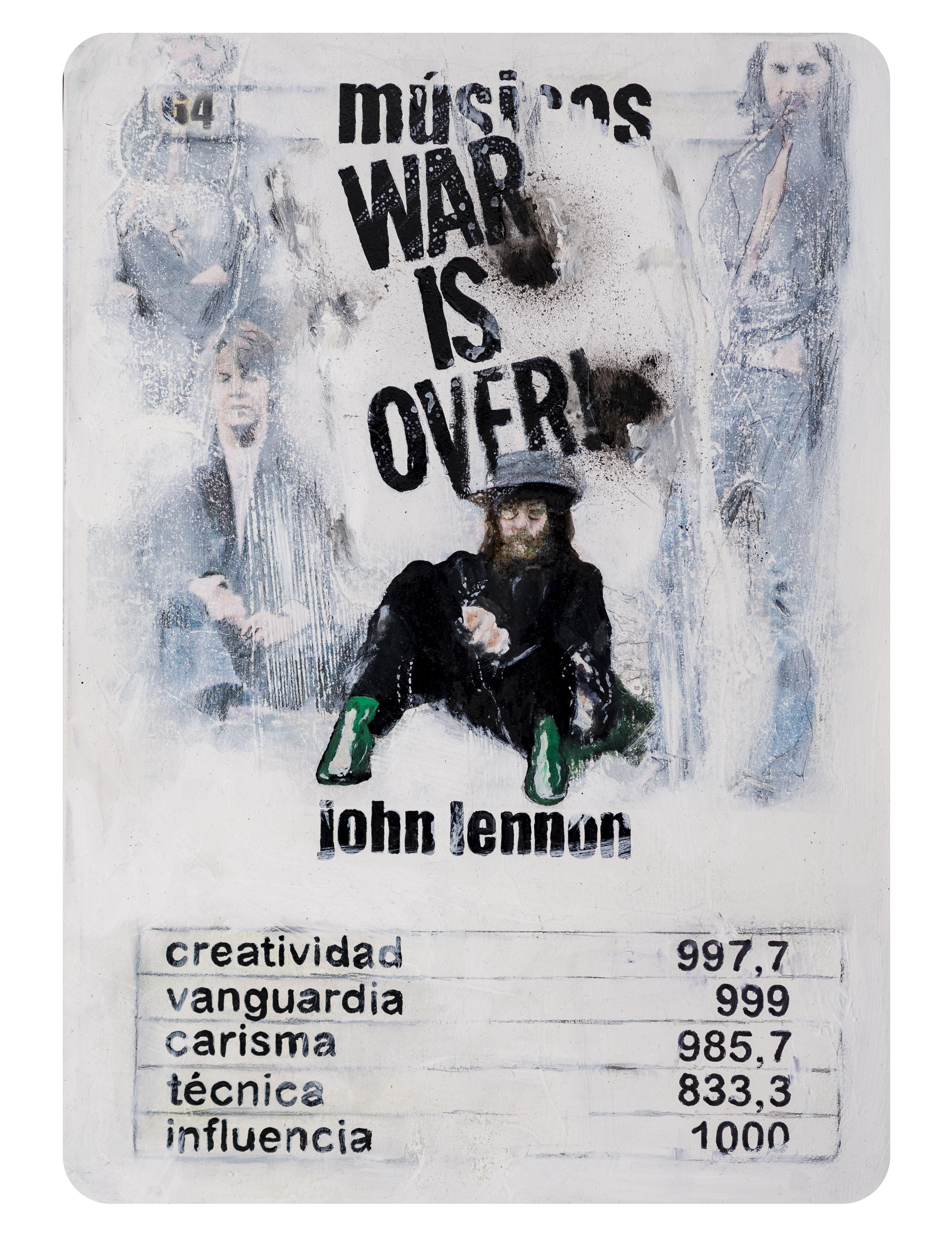 G4 Naipe John Lennon