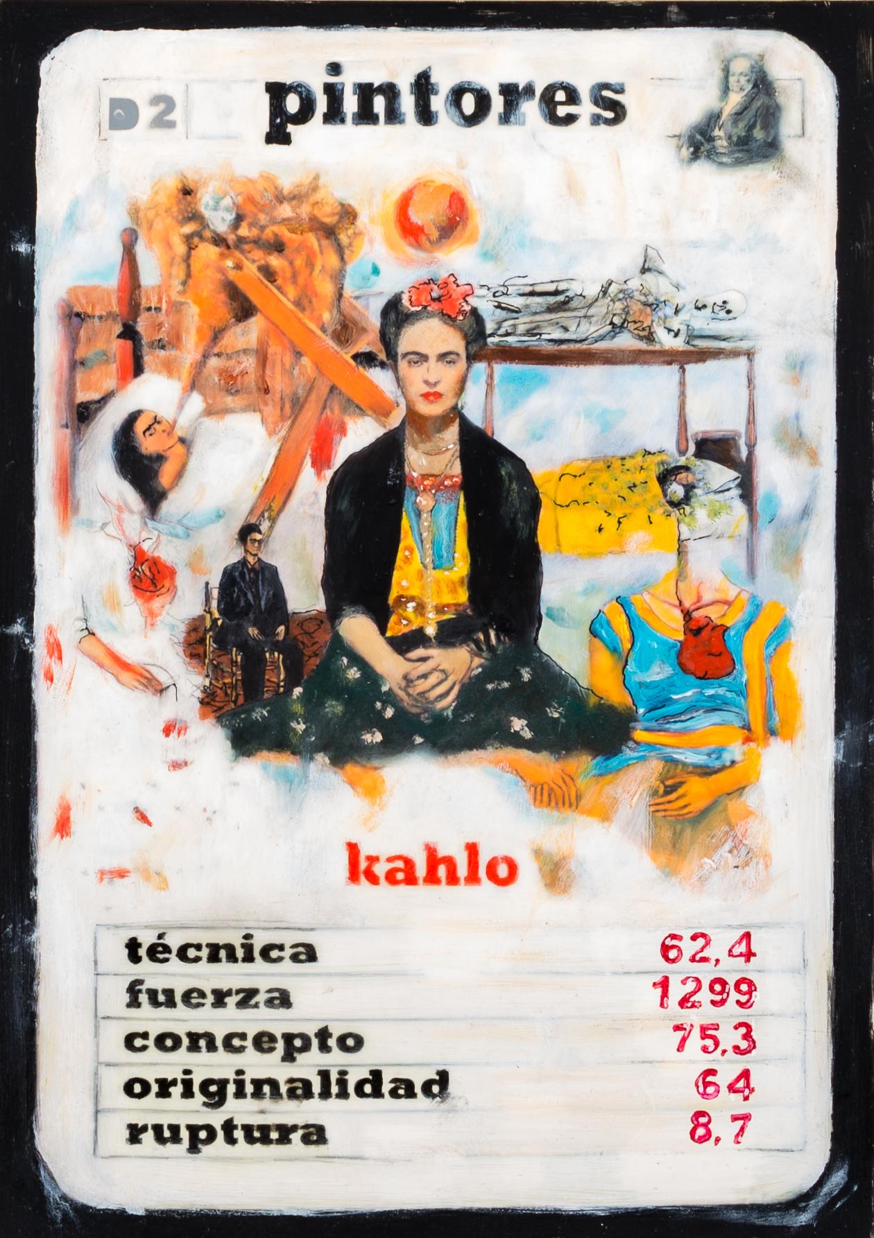 Naipe Kahlo