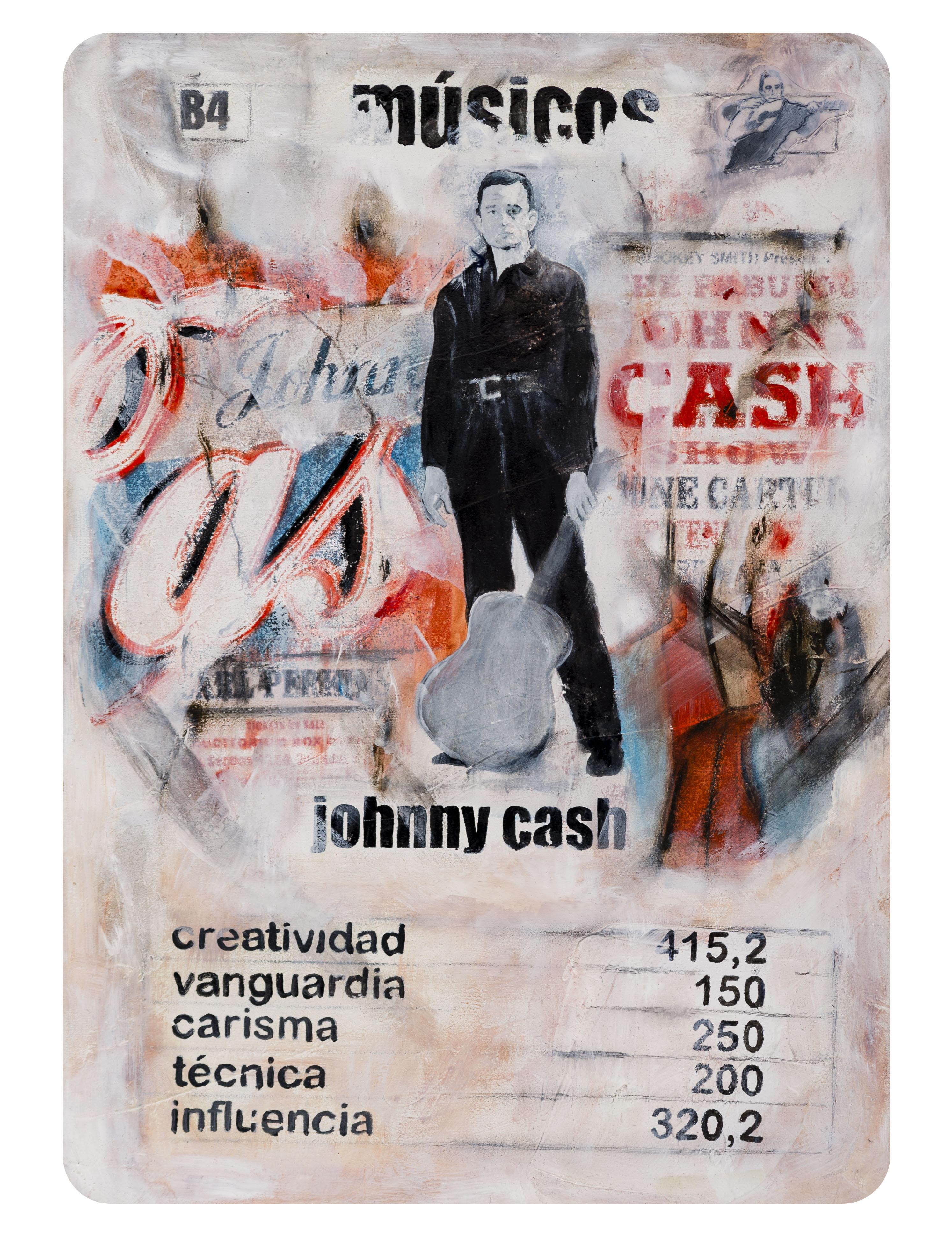 B4 Naipe Johnny Cash