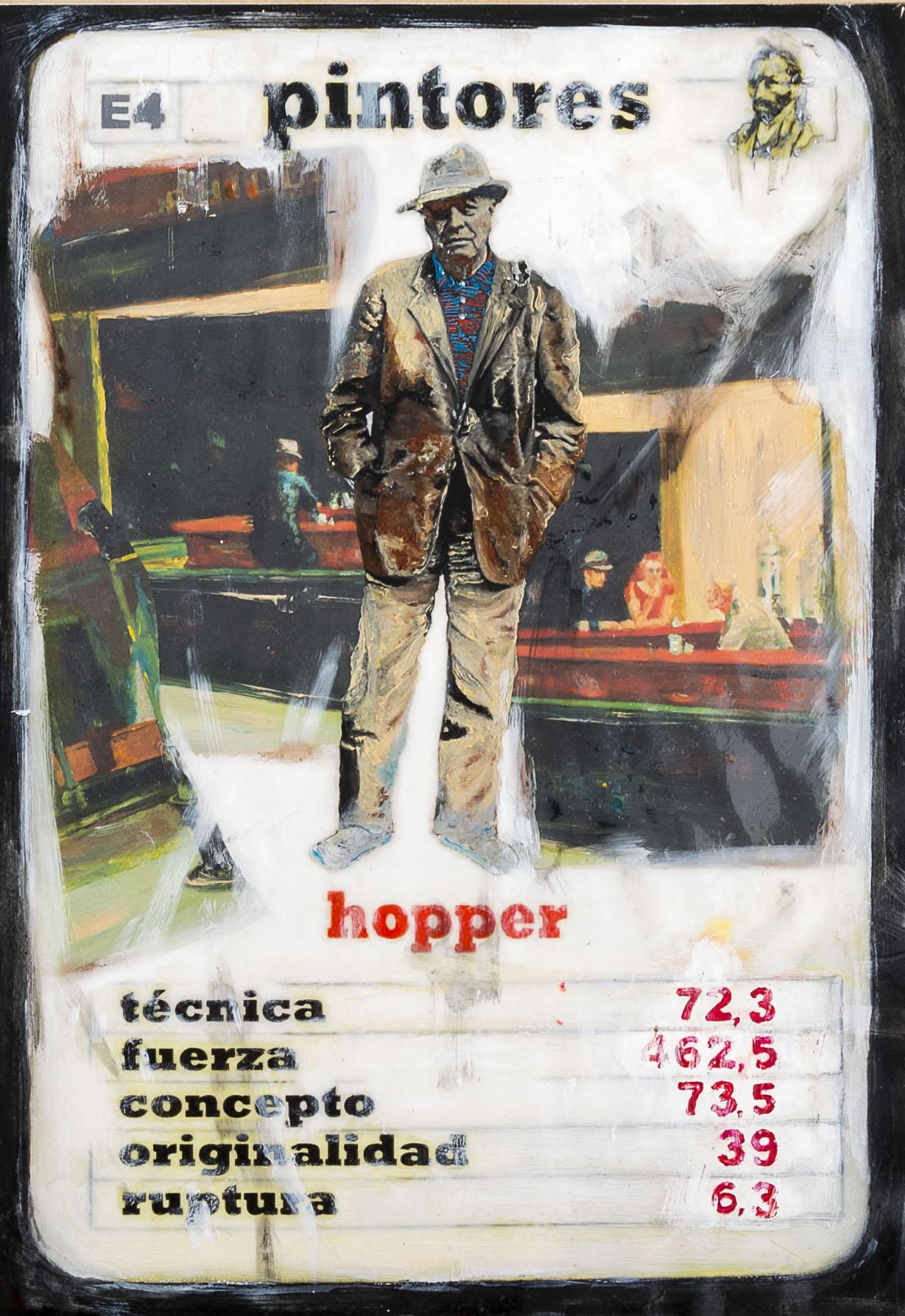 Naipe Hopper