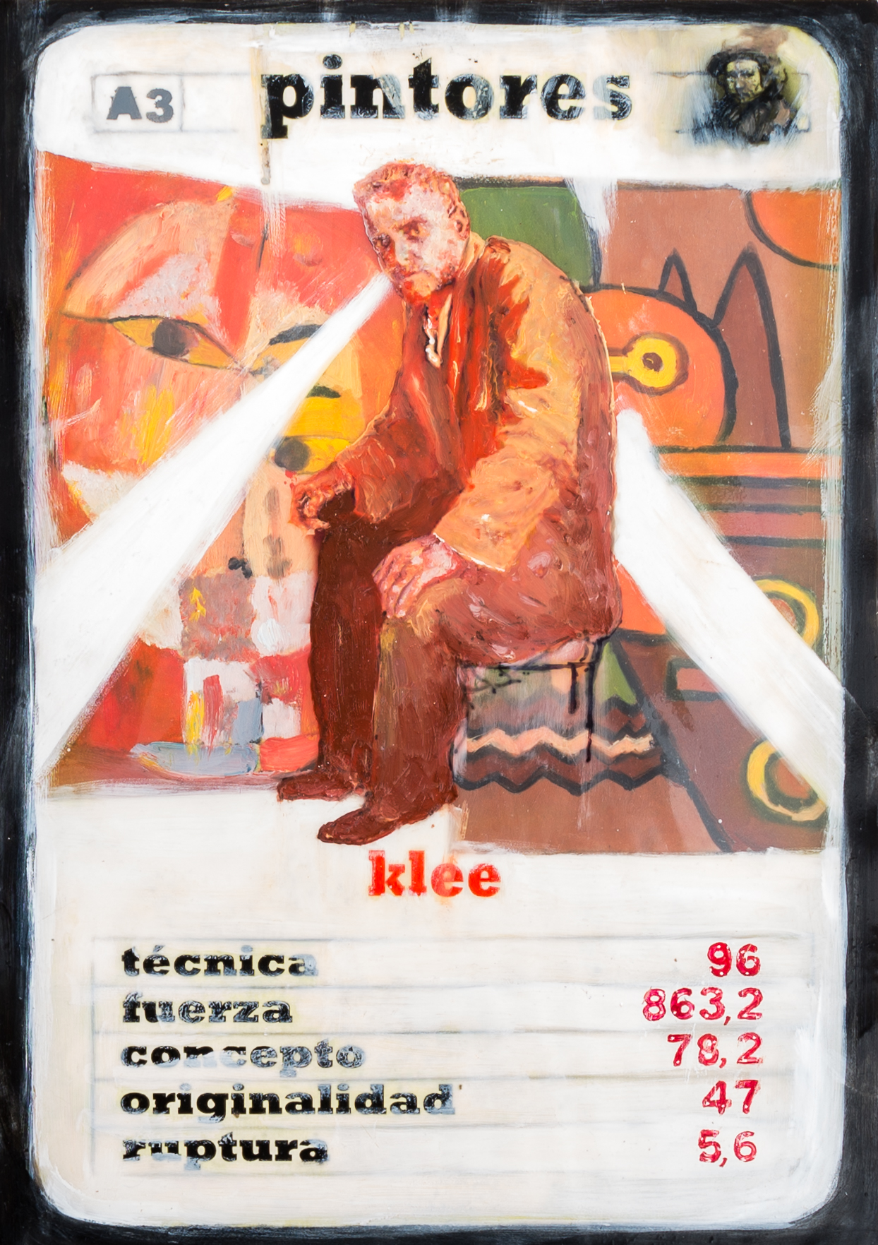 Naipe Paul Klee