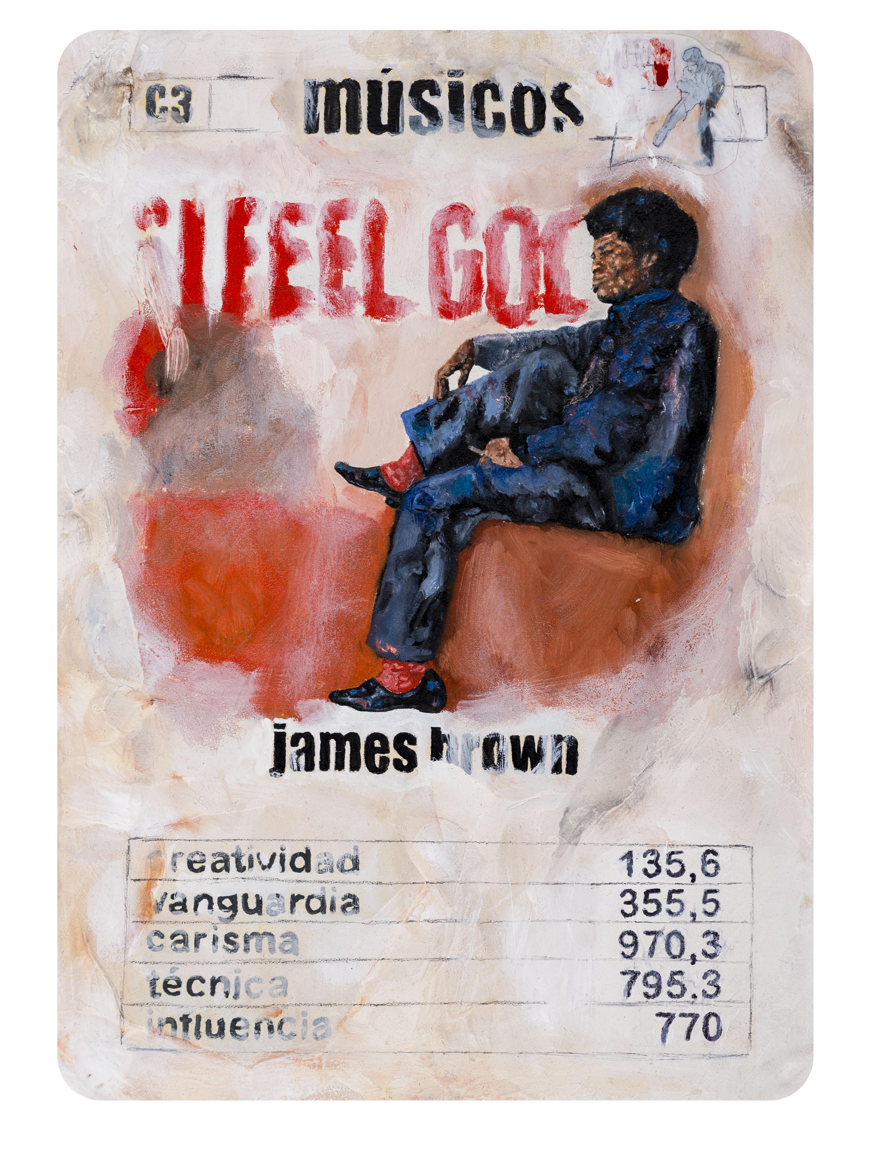 C3 Naipe James Brown