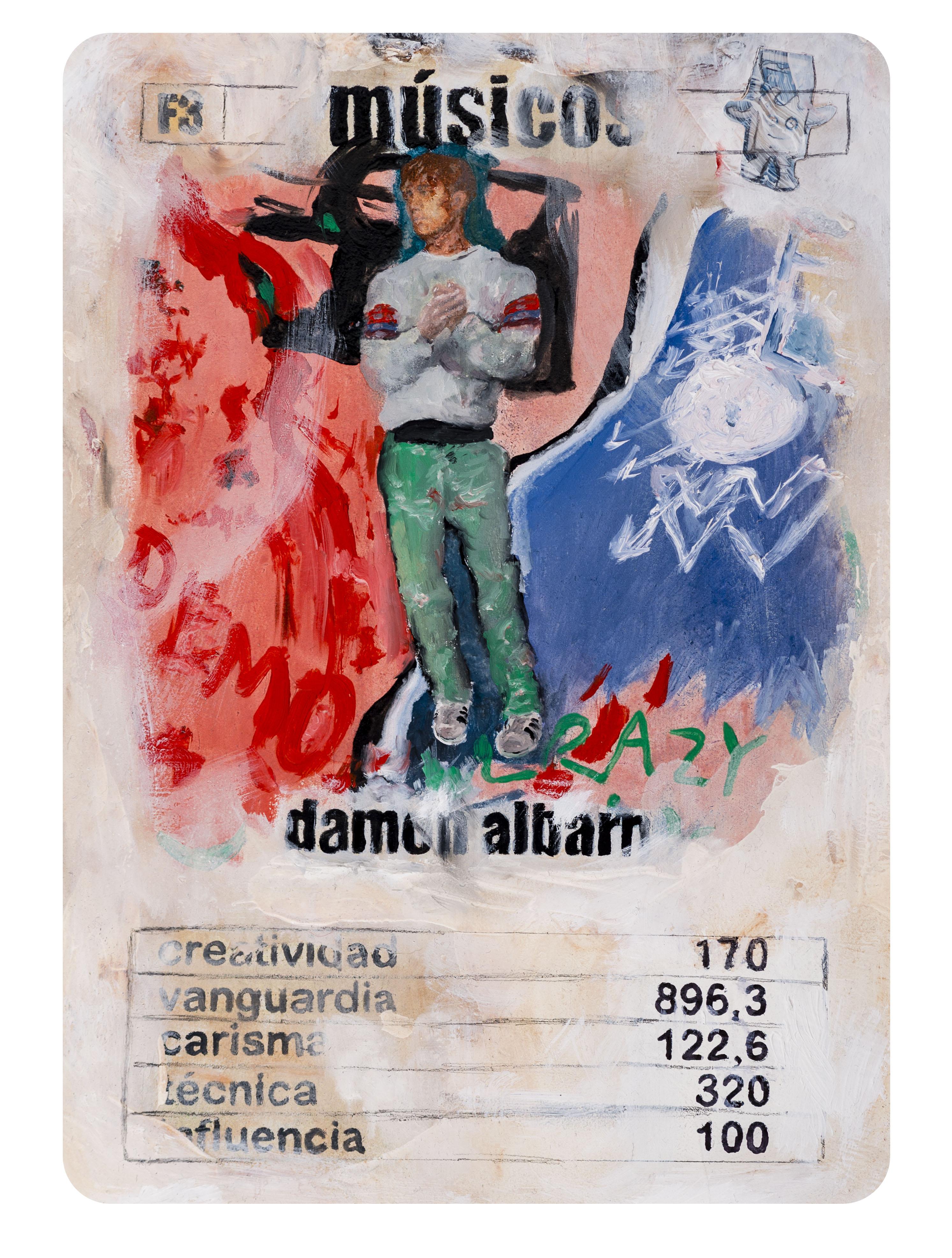 F3 Naipe Damon albarn
