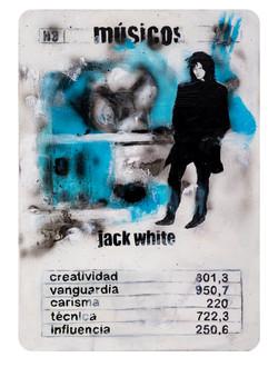 H3 Naipe Jack White