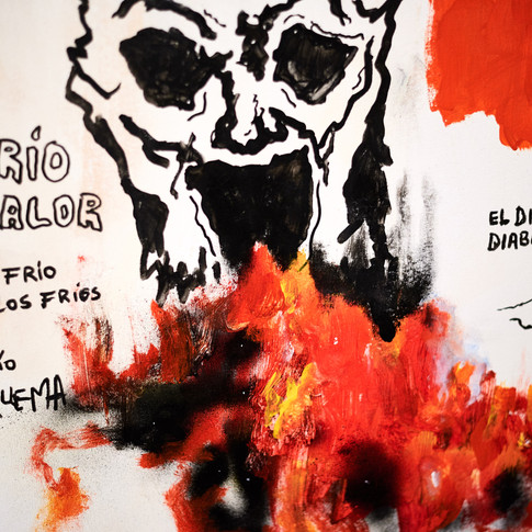 El infierno del artista