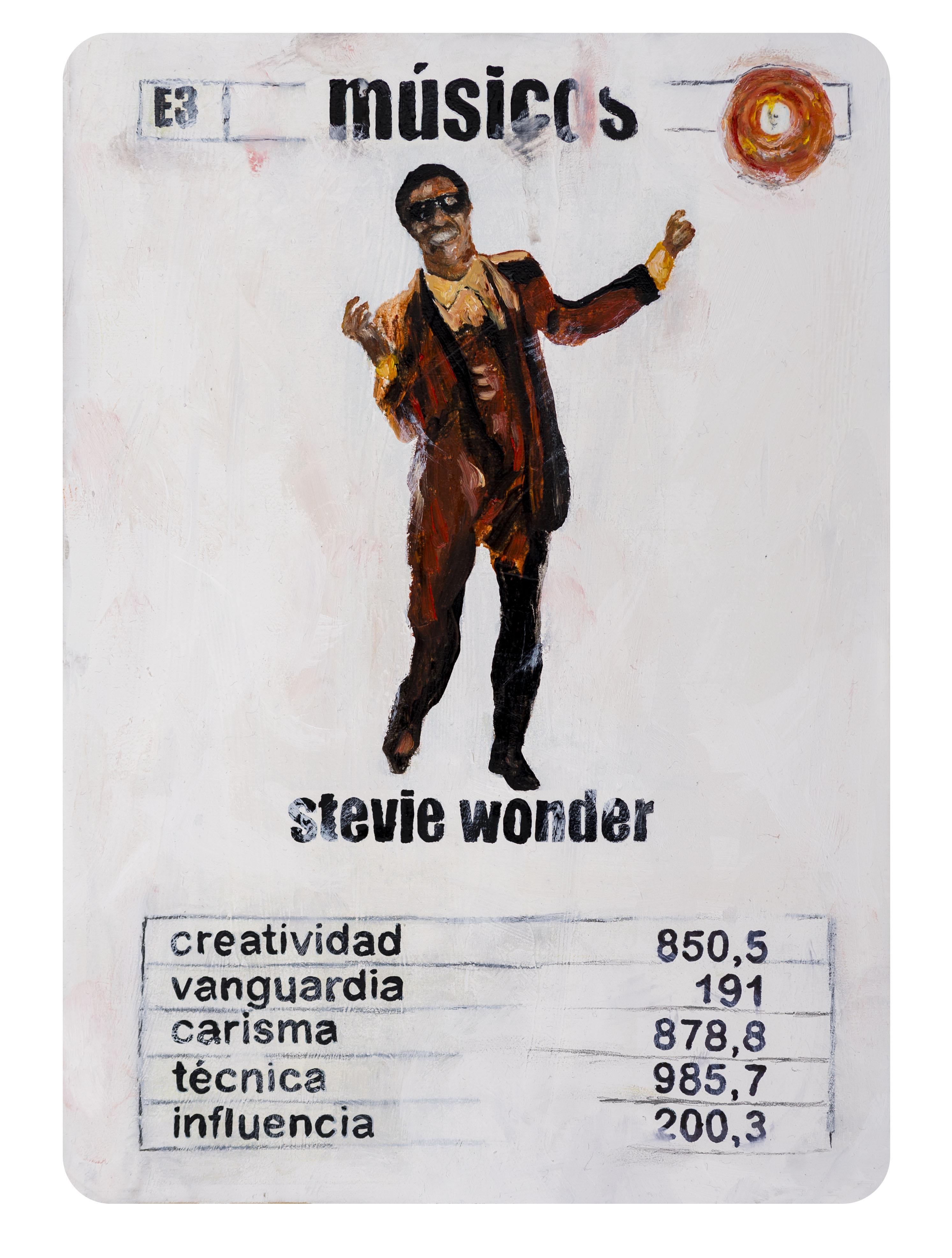 E3 Naipe Stevie Wonder