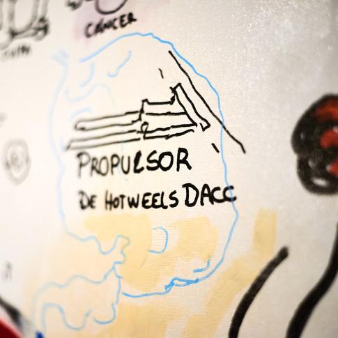 El DACC en hotwheels