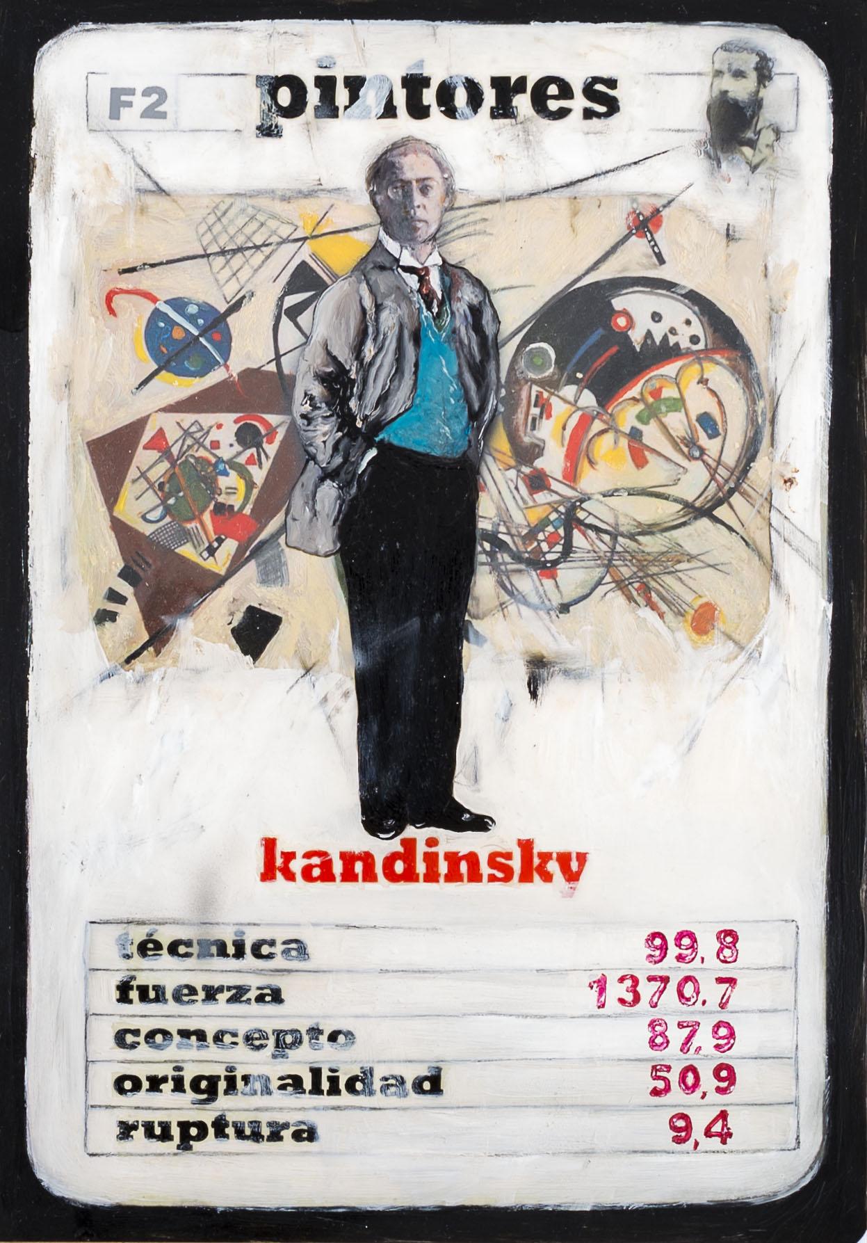 Naipe Kandinsky