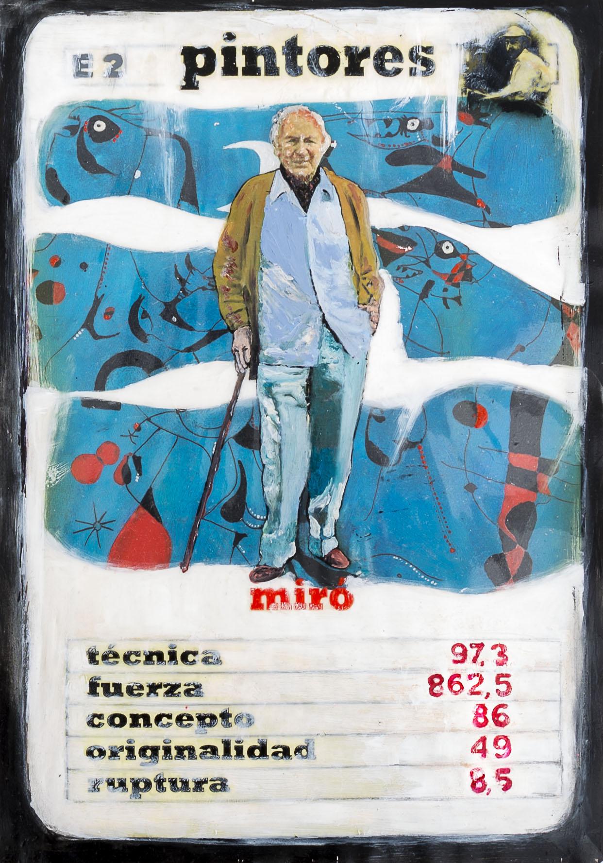 Naipe Joan Miró
