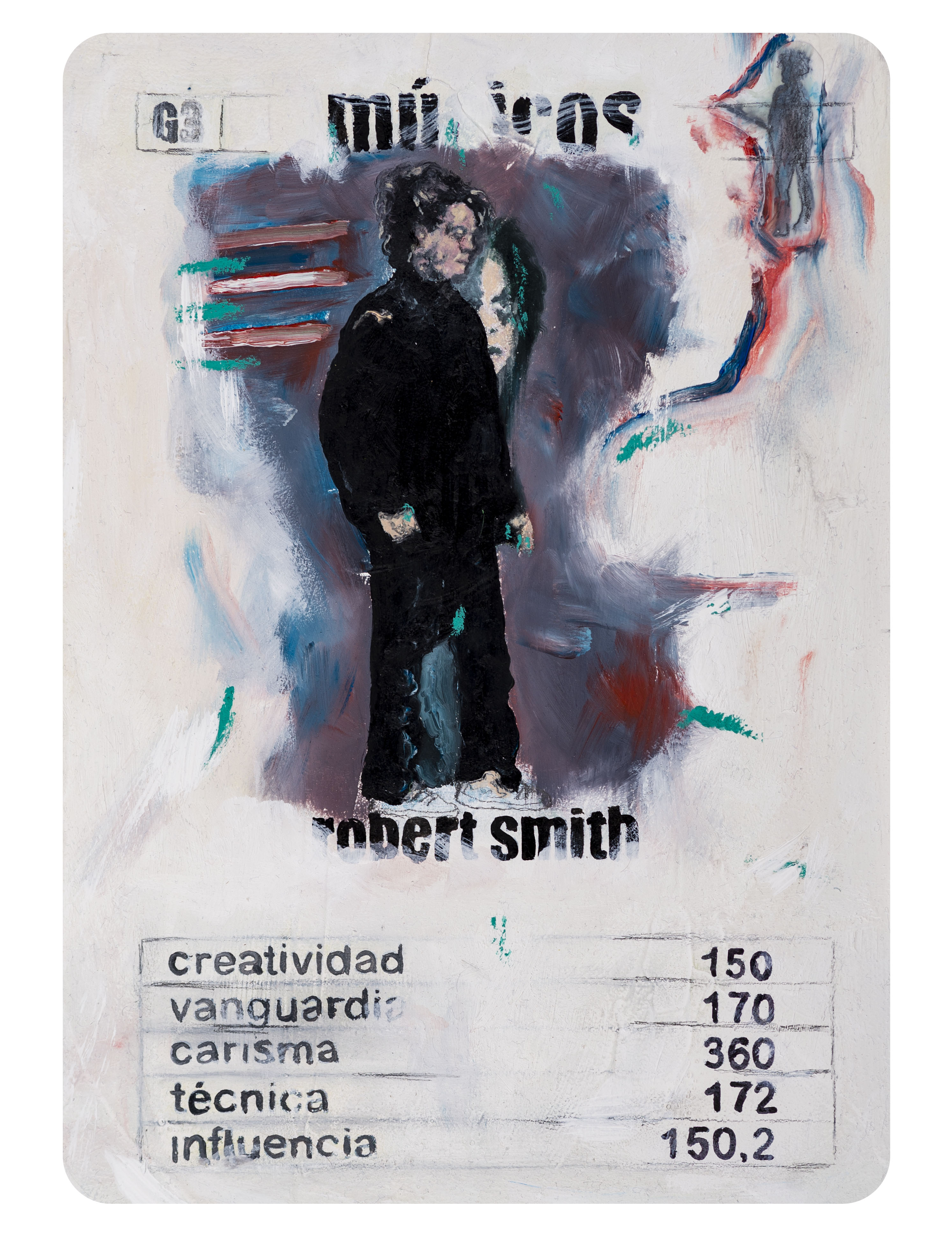 G3 Naipe Robert Smith