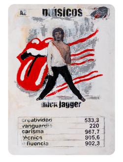 A2 Naipe Mick Jagger