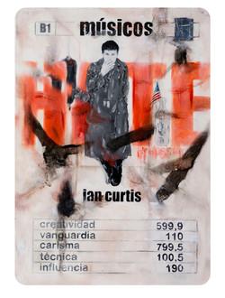 B1 Naipe Ian Curtis