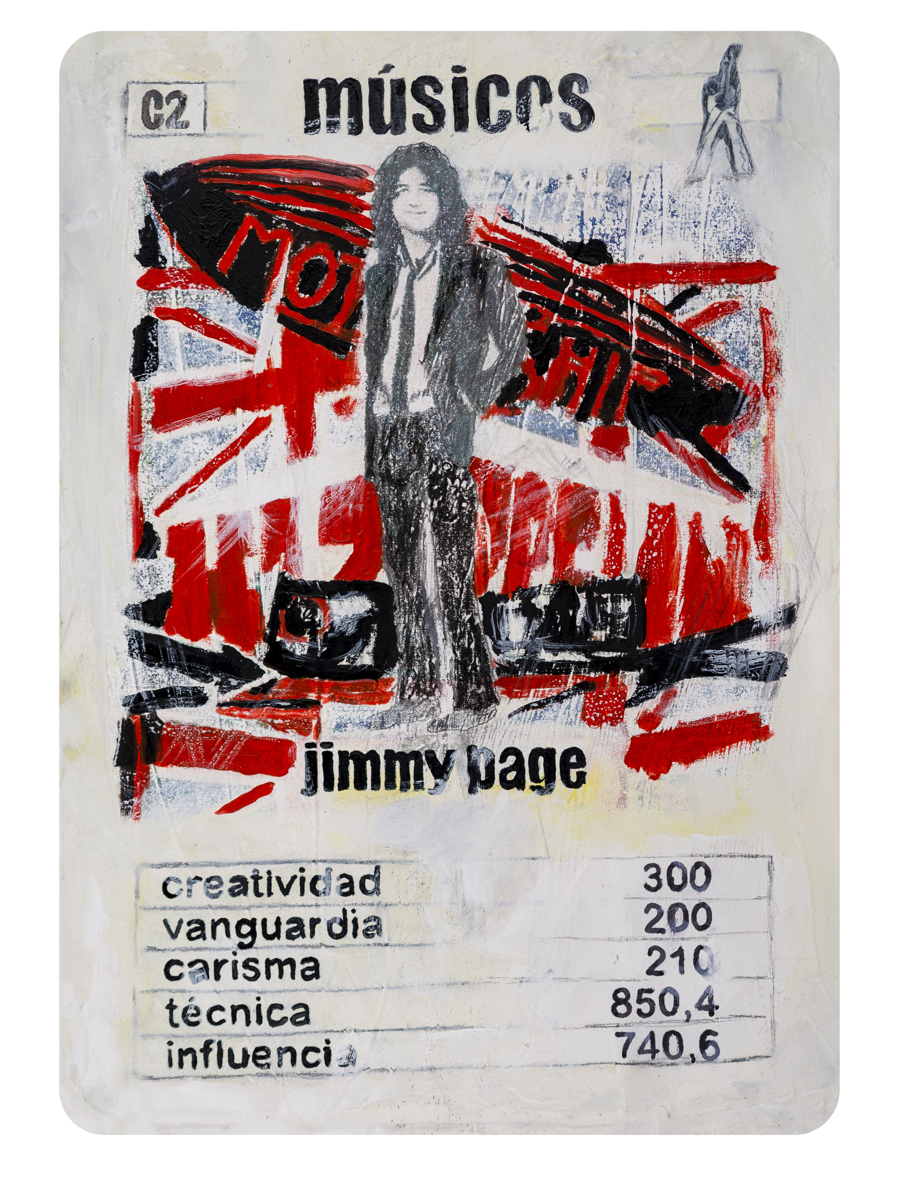 C2 Naipe Jimmy Page