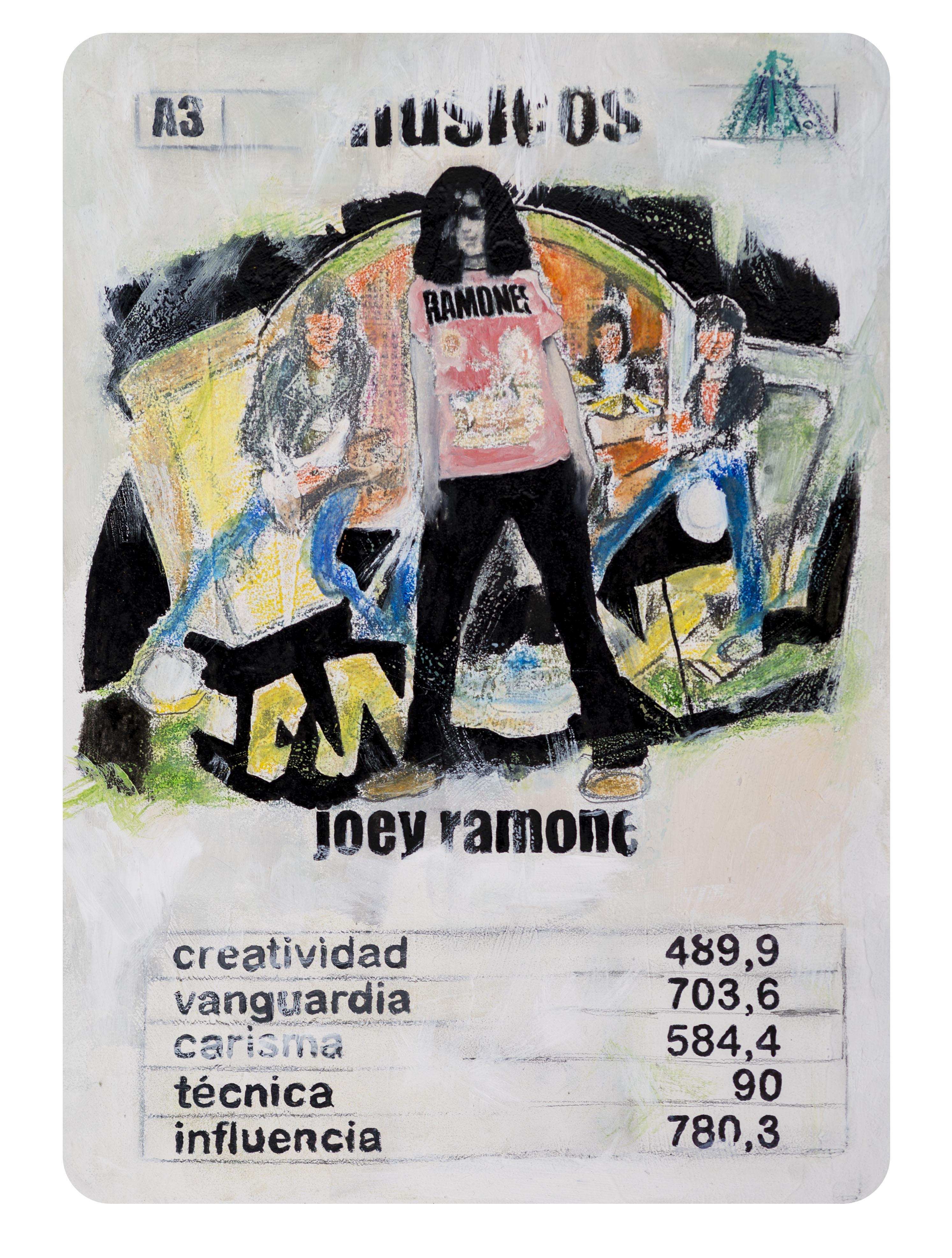 A3 Naipe Joey Ramone