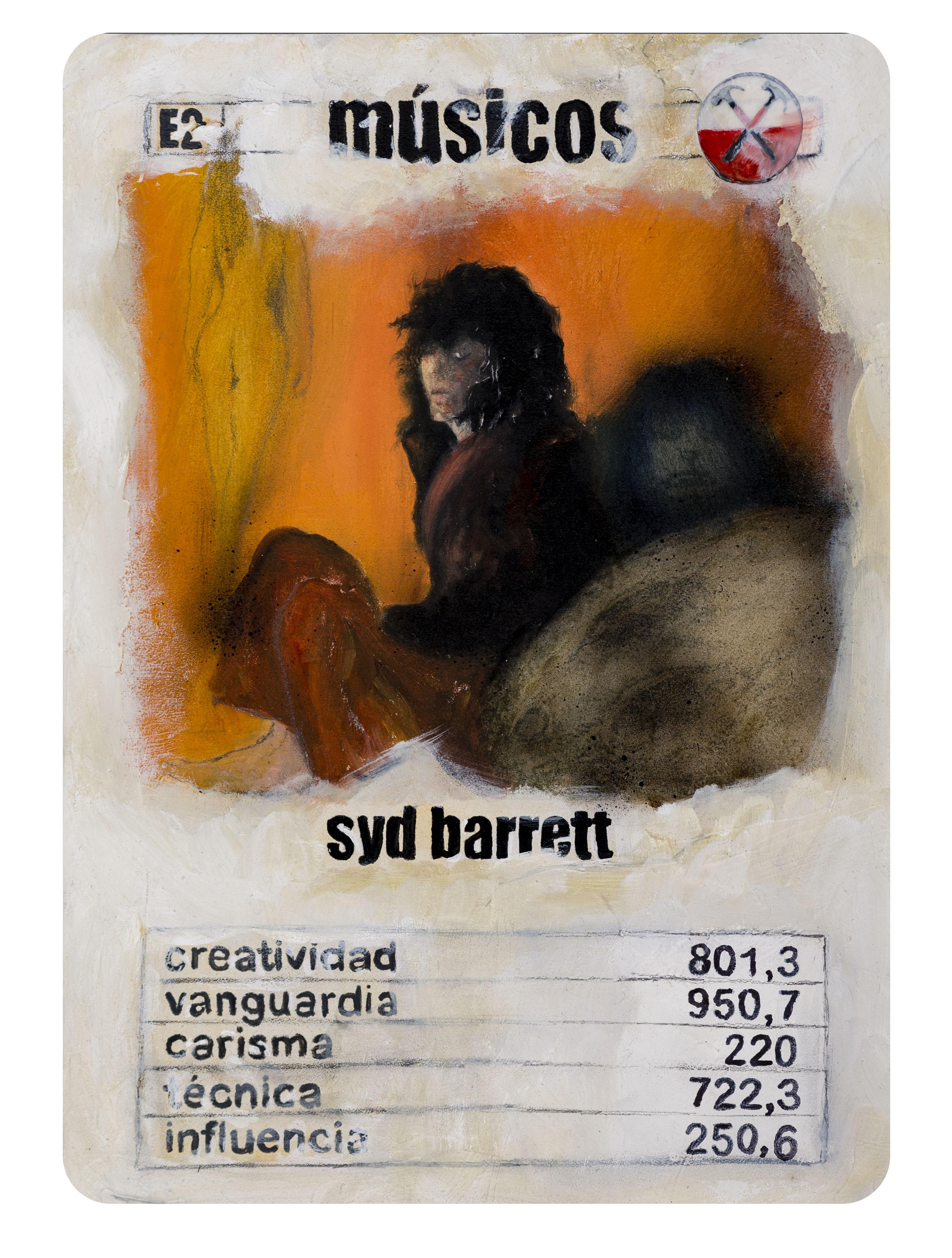 E2 Naipe Syd Barrett