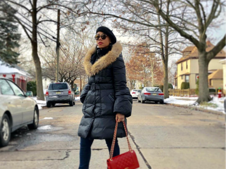 What to splurge on? A great winter coat!