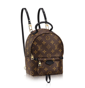 LV Palm Springs Backback Mini