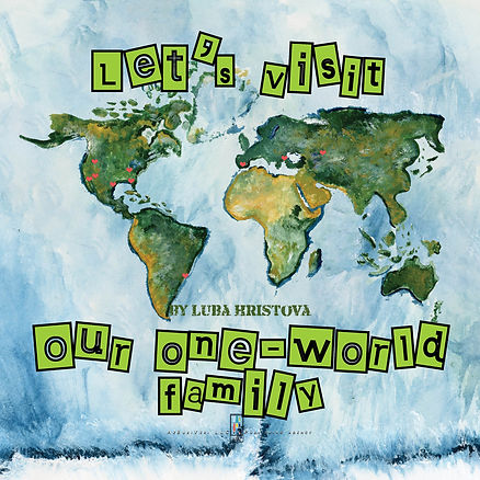 Cover One world family book November 18_