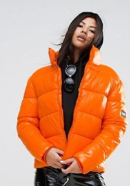 Asos Orange Jacket