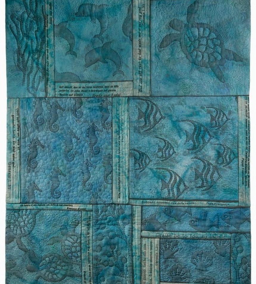 Tina Kroiss - Blue ocean